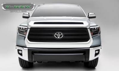 T-REX Grilles - 2018-2019 Tundra Upper Class Grille, Black, 1 Pc, Replacement - PN #51966 - Image 3