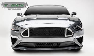 T-REX Grilles - 2018-2019 Mustang GT DJ Grille, Black, 1 Pc, Insert - PN #DJ10550 - Image 4