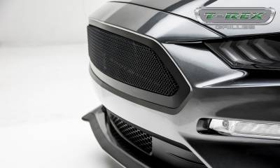 T-REX Grilles - 2018-2019 Mustang GT Upper Class Grille, Black, 1 Pc, Insert - PN #51550 - Image 6