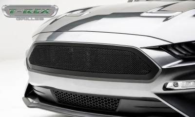 T-REX Grilles - 2018-2019 Mustang GT Upper Class Grille, Black, 1 Pc, Insert - PN #51550 - Image 3