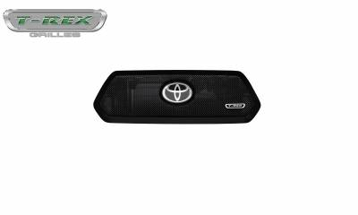 T-REX Grilles - 2018-2019 Tacoma Upper Class Grille, Black, 1 Pc, Insert - PN #51951 - Image 4