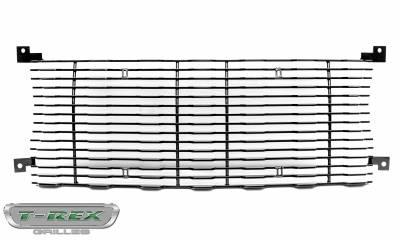 T-REX Grilles - 2018-2019 Jeep JL, JLU Billet Grille, Black, 1 Pc, Insert - PN #6204931 - Image 6