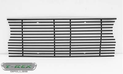 T-REX Grilles - Jeep Gladiator, JL Round Billet Grille, Black, 1 Pc, Insert, without Forward Facing Camera - PN #6204941 - Image 6