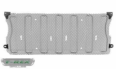 T-REX Grilles - Jeep Gladiator, JL Sport Series Grille, Black, 1 Pc, Insert, Does Not Fit Vehicles with Camera - PN #46493 - Image 6