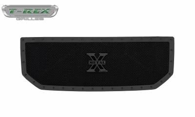 T-REX Grilles - 2016-2018 Sierra 1500 Stealth X-Metal Grille, Black, 1 Pc, Insert, Black Studs - PN #6712131-BR - Image 5