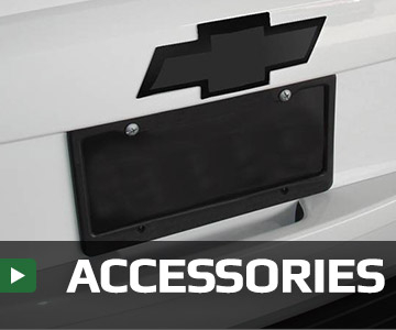 Truck Accessories & Add Ons - Emblems, Logoz and DIY Components