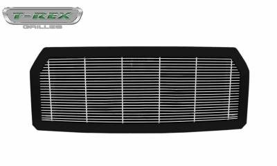 T-REX Grilles - 2015-2017 F-150 Billet Grille with frame, Polished, 1 Pc, Replacement,  - PN #58573 - Image 3