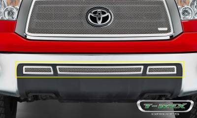 T-REX Grilles - 2010-2013 Tundra Upper Class Exterior Trim, Polished, 3 Pc, Overlay - PN #55961 - Image 3