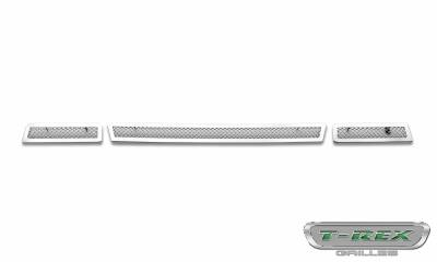 T-REX Grilles - 2010-2013 Tundra Upper Class Exterior Trim, Polished, 3 Pc, Overlay - PN #55961 - Image 5
