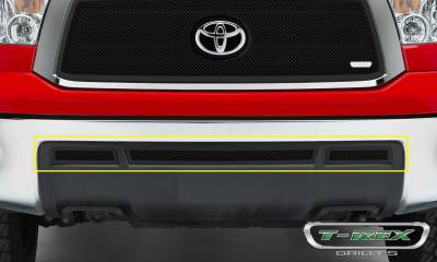 T-REX Grilles - 2010-2013 Tundra Upper Class Exterior Trim, Black, 3 Pc, Overlay - PN #52961 - Image 3