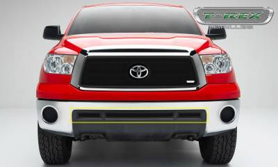T-REX Grilles - 2010-2013 Tundra Upper Class Exterior Trim, Black, 3 Pc, Overlay - PN #52961 - Image 4