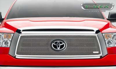 T-REX Grilles - 2010-2013 Tundra Upper Class Grille, Polished, 1 Pc, Overlay - PN #54961 - Image 4
