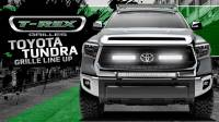 2014-19 Toyota Tundra Grilles from T-REX