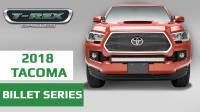 2018-19 T-REX Toyota Tacoma Billet Grille