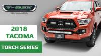 2018-19 T-REX Toyota Tacoma Torch Grille