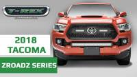 2018-19 T-REX Toyota Tacoma ZROADZ Grille