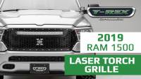 2019 Ram Laser Torch Series Grille