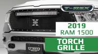 2019 Ram Torch Series Grille
