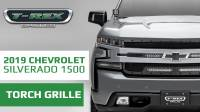 2019 Chevrolet Silverado 1500 Torch Series Grille