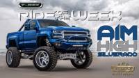 TREX Grilles Ride of the Week Winner! @aimhighsilverado