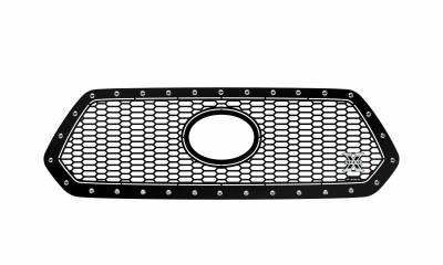 T-REX Grilles - 2018-2019 Tacoma Laser X Grille, Black, 1 Pc, Insert, Chrome Studs - PN #7719511 - Image 3