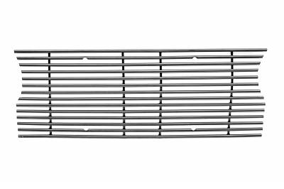T-REX Grilles - Jeep Gladiator, JL Round Billet Grille, Silver, 1 Pc, Insert, Does Not Fit Vehicles with Camera - PN #6204946 - Image 2
