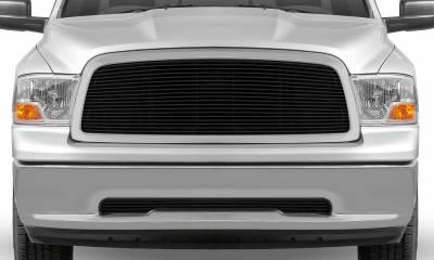 T-REX Grilles - Dodge Ram PU 1500 Billet Grille Insert - Black - 1 Pc - Pt # 20457B - Image 4