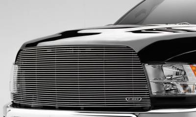 T-REX Grilles - 2013-2018 Ram 2500, 3500 Billet Grille, Polished, 1 Pc, Replacement - PN #20452 - Image 1
