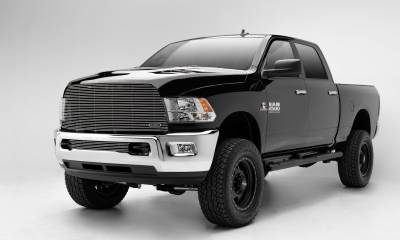 T-REX Grilles - 2013-2018 Ram 2500, 3500 Billet Grille, Polished, 1 Pc, Replacement - PN #20452 - Image 2