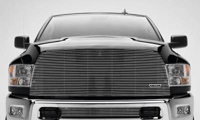 T-REX Grilles - 2013-2018 Ram 2500, 3500 Billet Grille, Polished, 1 Pc, Replacement - PN #20452 - Image 4