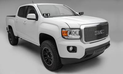 T-REX Grilles - 2015-2020 GMC Canyon Billet Grille, Polished, 1 Pc, Insert - PN #20371 - Image 3