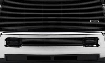 T-REX Grilles - 2013-2018 Ram 2500, 3500 Billet Bumper Grille, Black, 1 Pc, Insert - PN #25452B - Image 6