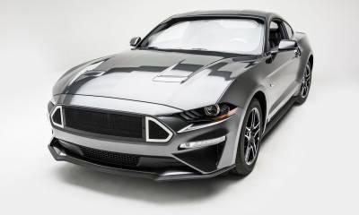 T-REX Grilles - 2018-2020 Mustang GT DJ Grille, Black, 1 Pc, Insert - PN #DJ10550 - Image 2