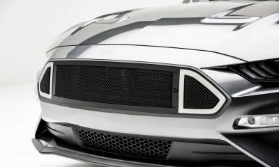 T-REX Grilles - 2018-2020 Mustang GT DJ Grille, Black, 1 Pc, Insert - PN #DJ10550 - Image 3