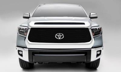 T-REX Grilles - 2018-2021 Tundra Billet Grille, Black, 1 Pc, Replacement, Does Not Fit Vehicles with Camera - PN #20966B - Image 4