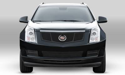 T-REX Grilles - 2010-2016 Cadillac SRX Upper Class Series Bumper Grille, Black, 1 Pc, Overlay, Full Opening - PN #52186 - Image 3