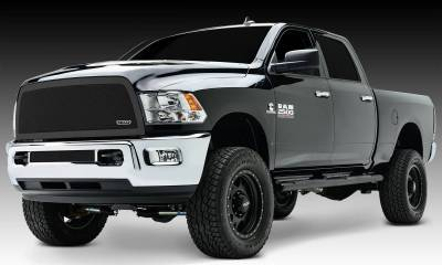 T-REX Grilles - 2013-2018 Ram 2500, 3500 Upper Class Series Main Grille, Black, 1 Pc, Insert - PN #51452 - Image 1
