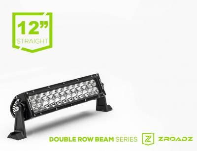 ZROADZ - 12 Inch LED Straight Double Row Light Bar - PN #Z30BC14W72 - Image 2