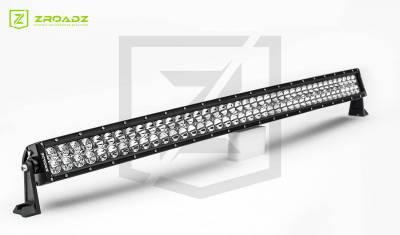 ZROADZ - 40 Inch LED Curved Double Row Light Bar - PN #Z30CBC14W240 - Image 2