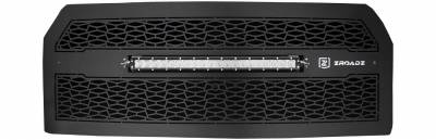 """T-REX Grilles - 2015-2017 F-150 ZROADZ Grille, Black, 1 Pc, Replacement with (1) 20"""" LED, Fits Vehicles with Camera - PN #Z315741 - Image 2"""