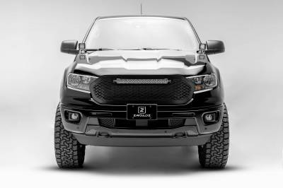 """T-REX Grilles - 2019-2021 Ford Ranger ZROADZ Grille 1 Pc Replacement with (1) 20"""" LED - PN #Z315821 - Image 3"""