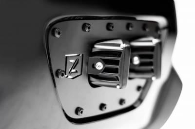 T-REX Grilles - 2015-2020 Chevrolet Colorado Front Bumper OEM Fog LED Bracket to mount (4) 3 Inch LED Pod Lights - PN #Z322671 - Image 4