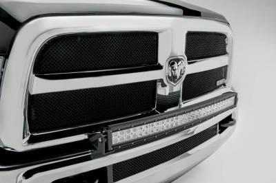ZROADZ - 2010-2018 Ram 2500, 3500 Front Bumper Top LED Bracket to mount (1) 30 Inch LED Light Bar - PN #Z324522 - Image 4