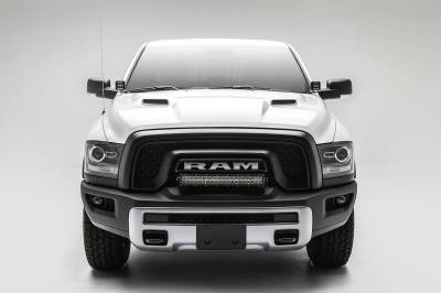 ZROADZ - 2015-2018 Ram Rebel Front Bumper Top LED Bracket to mount (1) 20 Inch LED Light Bar - PN #Z324552 - Image 3