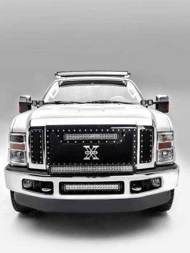 ZROADZ OFF ROAD PRODUCTS - 2008-2010 Ford Super Duty Front Bumper Center LED Bracket to mount 20 Inch LED Light Bar - PN #Z325632 - Image 4
