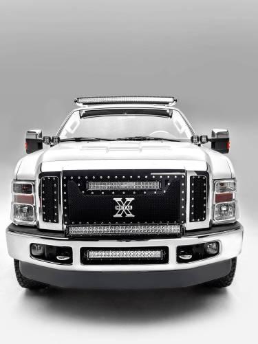 ZROADZ - 2008-2010 Ford Super Duty Front Bumper Center LED Bracket to mount 20 Inch LED Light Bar - PN #Z325632 - Image 4