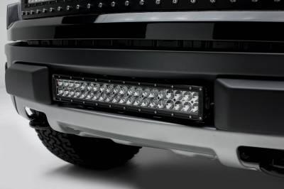 ZROADZ - 2010-2014 Ford F-150 Raptor Front Bumper Center LED Bracket to mount 20 Inch LED Light Bar - PN #Z325661 - Image 1
