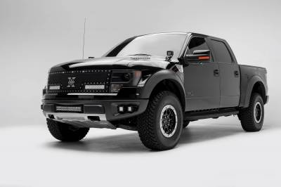 ZROADZ - 2010-2014 Ford F-150 Raptor Front Bumper Center LED Bracket to mount 20 Inch LED Light Bar - PN #Z325661 - Image 2