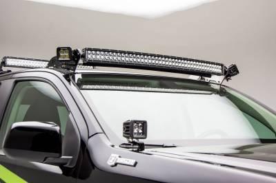 ZROADZ - Universal Front Roof LED Bracket to mount (2) 3 Inch LED Pod Lights - PN #Z330001 - Image 3
