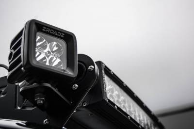 ZROADZ - Universal Front Roof LED Bracket to mount (2) 3 Inch LED Pod Lights - PN #Z330001 - Image 6